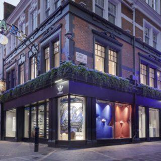 Adidas Originals Flagship Store, Carnaby Street, London. Full HVAC Supply, Installation & Commissioning by McVeigh Technical Solutions!
