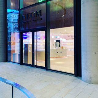 New HVAC installation completed for Neom Organics, Liverpool St Station, London. #HVAC #Neom #Retail