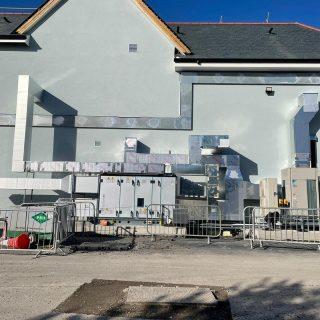 Adidas Kildare Village, Ireland  Full installation and commissioning of VRV, AHU, Plumbing & Air Curtain systems.   #daikinuk #systemair #mcveighsolutions